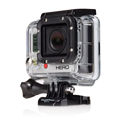 GoPro Hero3 WHITE